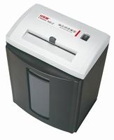 Papiervernietiger HSM Classic 102.2 Silver Edition 4x25mm  4026631023528